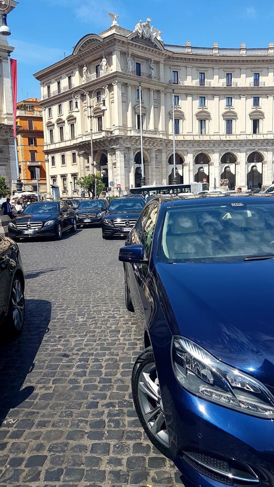 Noleggio con conducente Roma